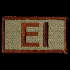 EI Duty Identifier Tab / USAF OCP Patch