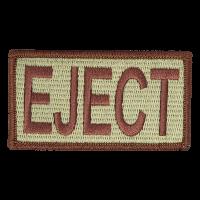 EJECT Duty Identifier Tab / Patch