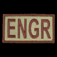 ENGR Duty Identifier Tab / Patch