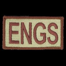 ENGS Duty Identifier Tab / Patch