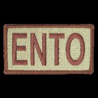 ENTO Duty Identifier Tab / Patch