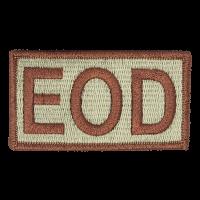 EOD Duty Identifier Tab / Patch