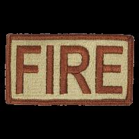 FIRE Duty Identifier Tab / Patch