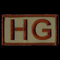 HG Duty Identifier Tab / Patch