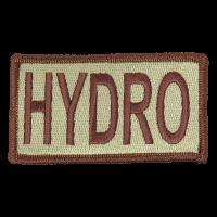 HYDRO Duty Identifier Tab / Patch
