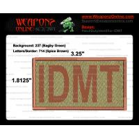 IDMT Duty Identifier Tab / Patch (Minimum order 25pcs)