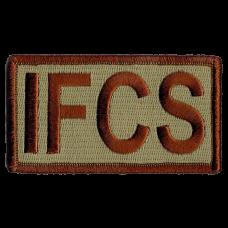 IFCS Duty Identifier Tab / Patch