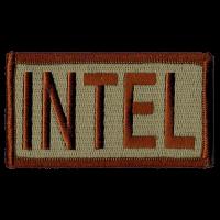 INTEL Duty Identifier Tab / Patch