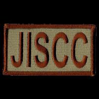 JISCC Duty Identifier Tab / Patch