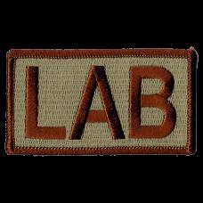 LAB Duty Identifier Tab / Patch