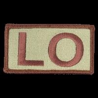 LO Duty Identifier Tab / Patch