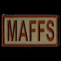 MAFFS Duty Identifier Tab / Patch