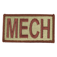 MECH Duty Identifier Tab / Patch