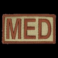 MED Duty Identifier Tab / Patch