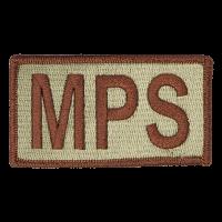 MPS Duty Identifier Tab / Patch