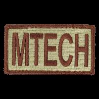 MTECH Duty Identifier Tab / Patch