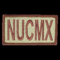 NUCMX Duty Identifier Tab / Patch