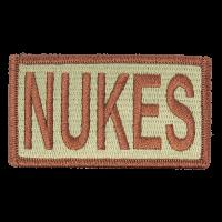 NUKES Duty Identifier Tab / Patch