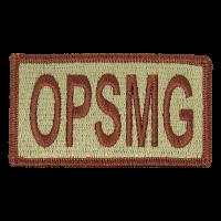 OPSMG Duty Identifier Tab / Patch