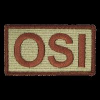 OSI Duty Identifier Tab / Patch
