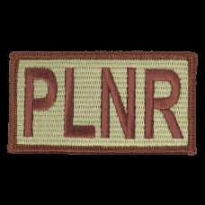 PLNR Duty Identifier Tab / Patch