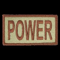 POWER Duty Identifier Tab / Patch