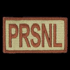 PRSNL Duty Identifier Tab / Patch