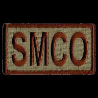 SMCO Duty Identifier Tab / Patch