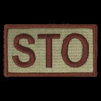 STO Duty Identifier Tab / Patch (Minimum order 25pcs)