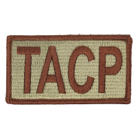 TACP Duty Identifier Tab / Patch