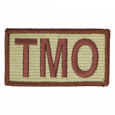 TMO Duty Identifier Tab / Patch