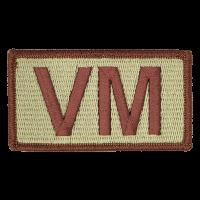 VM Duty Identifier Tab / Patch