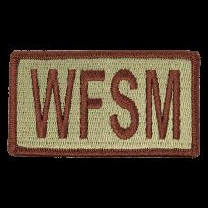 WFSM Duty Identifier Tab / Patch