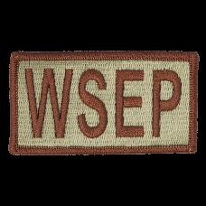 WSEP Duty Identifier Tab / Patch