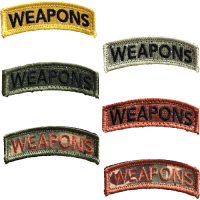 Weapons Rocker Patch