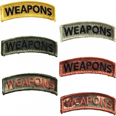 Weapons OCP Rocker Patch