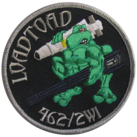 Loadtoad Patch 4""