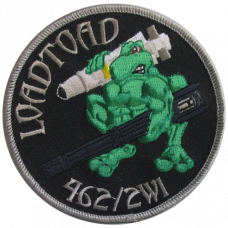 Weapons Loadtoad Patch
