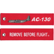 AC-130 Remove Before Flight ®