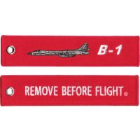 B-1 Remove Before Flight ®