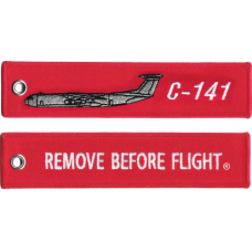 C-141 Remove Before Flight ®