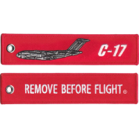C-17 Remove Before Flight ®