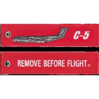 C-5 Remove Before Flight ®