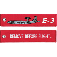E-3 Remove Before Flight ®