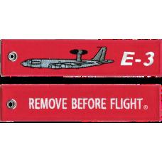 E-3 Remove Before Flight ®