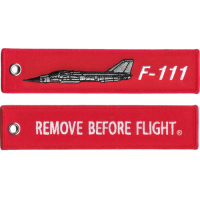 F-111 Remove Before Flight ®