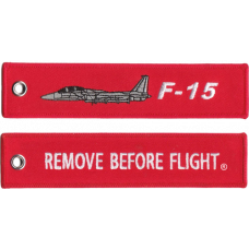F-15 Remove Before Flight ®