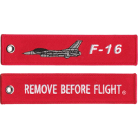 F-16 Remove Before Flight ®