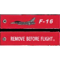 F-16 Remove Before Flight ®
