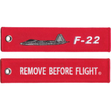 F-22 Remove Before Flight ®